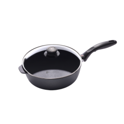 Sauteuse induction 24 cm,...
